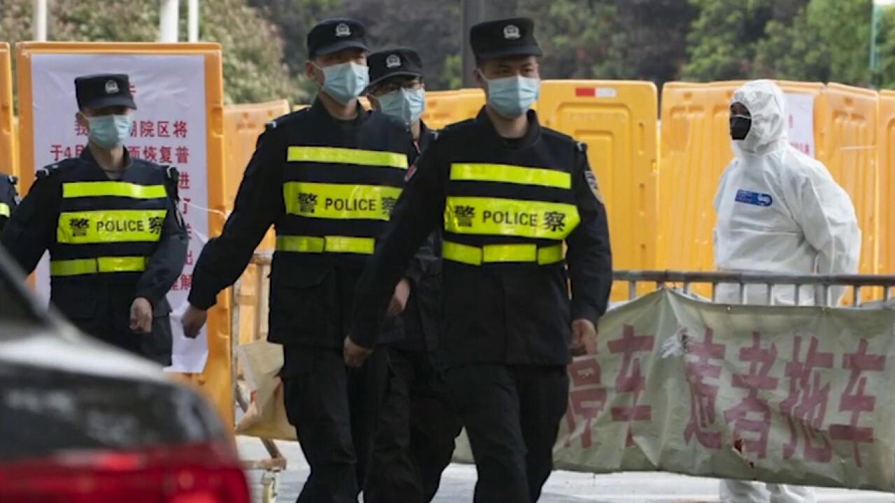 Gen. Tata on China raising coronavirus death toll in Wuhan