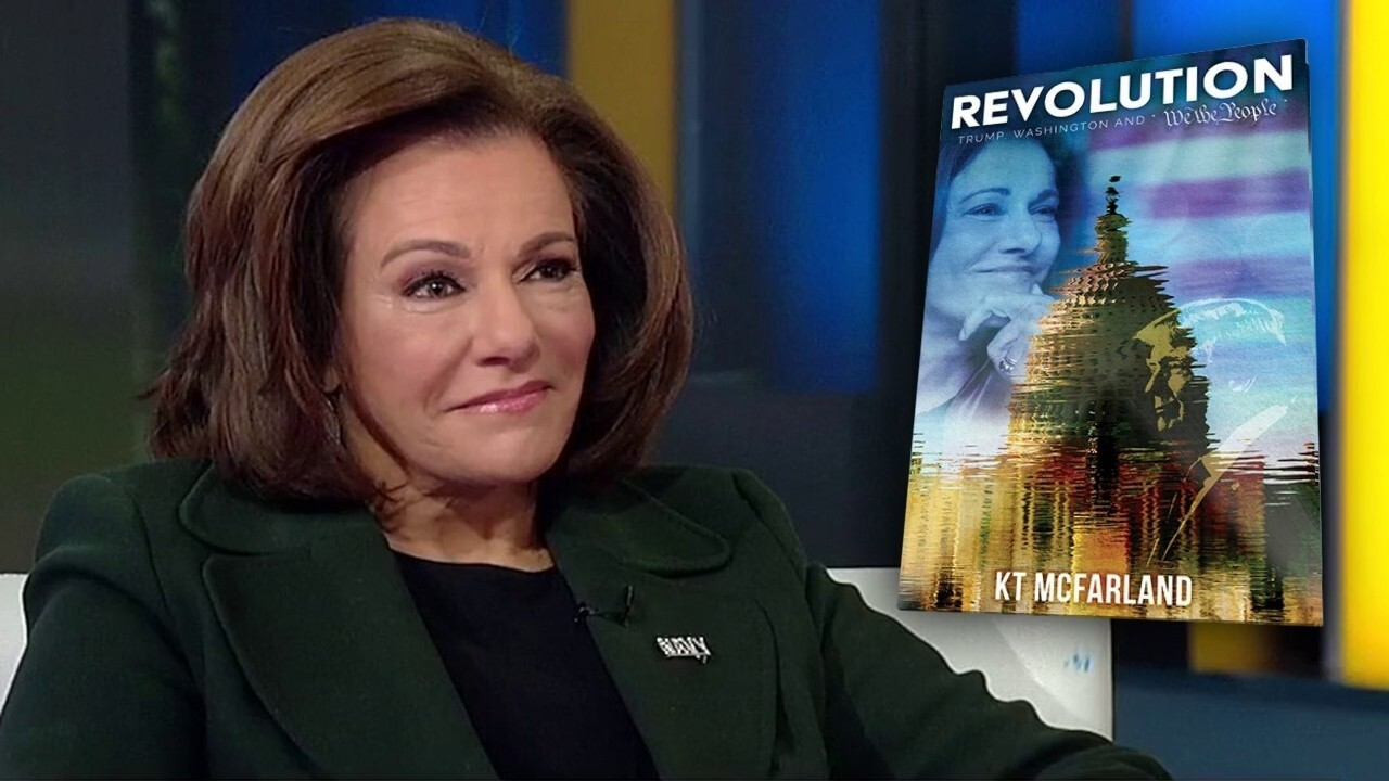 KT McFarland goes inside her time in the Trump administration in new book