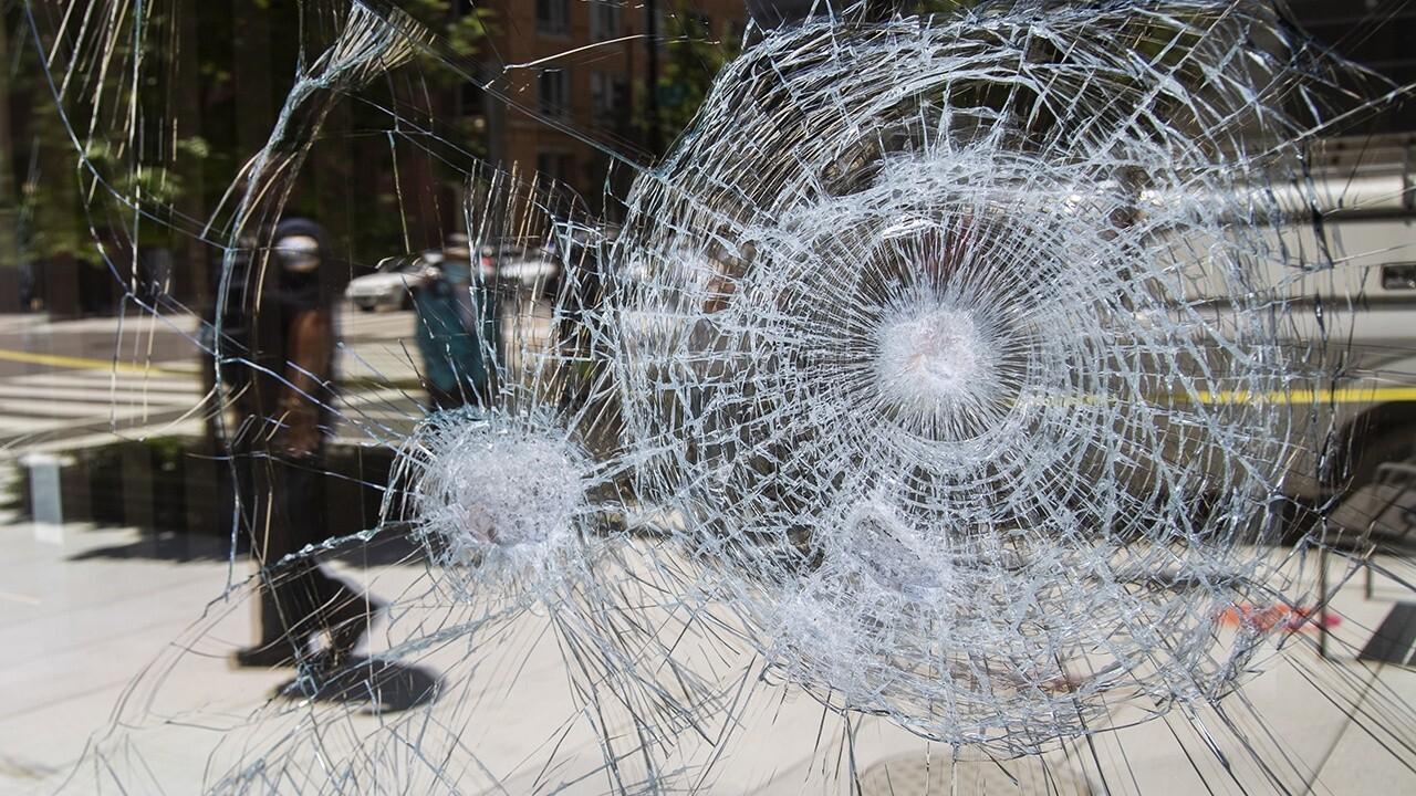 Violence and property damage may hinder reopening of businesses amid coronavirus pandemic