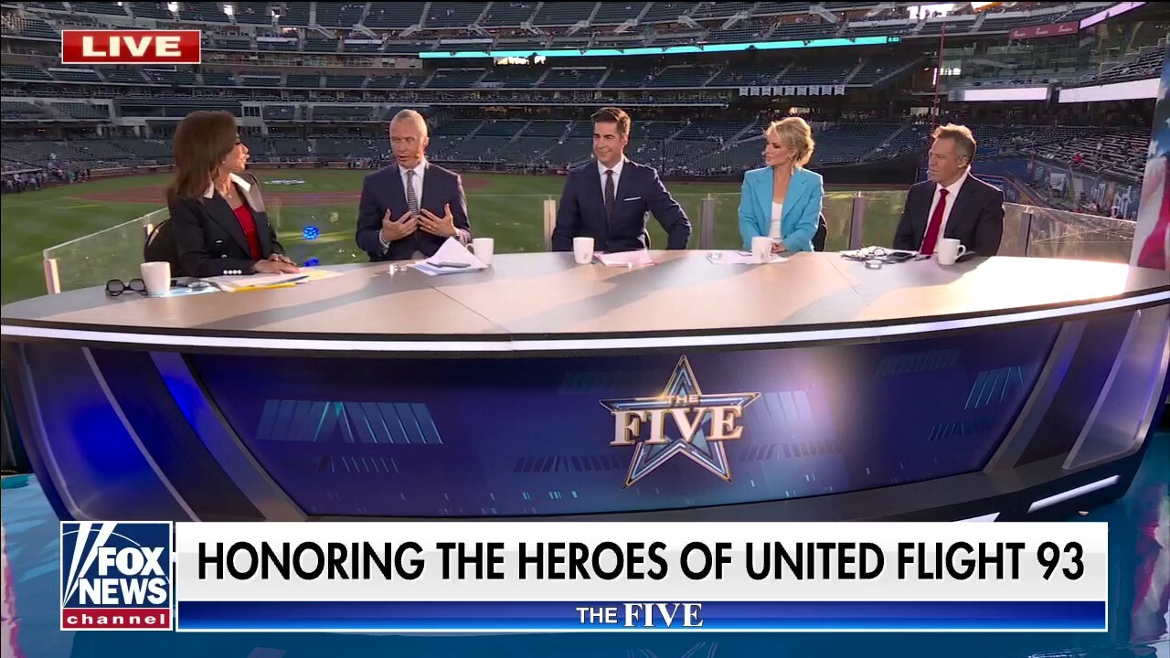 'The Five' honor the heroes of United Flight 93