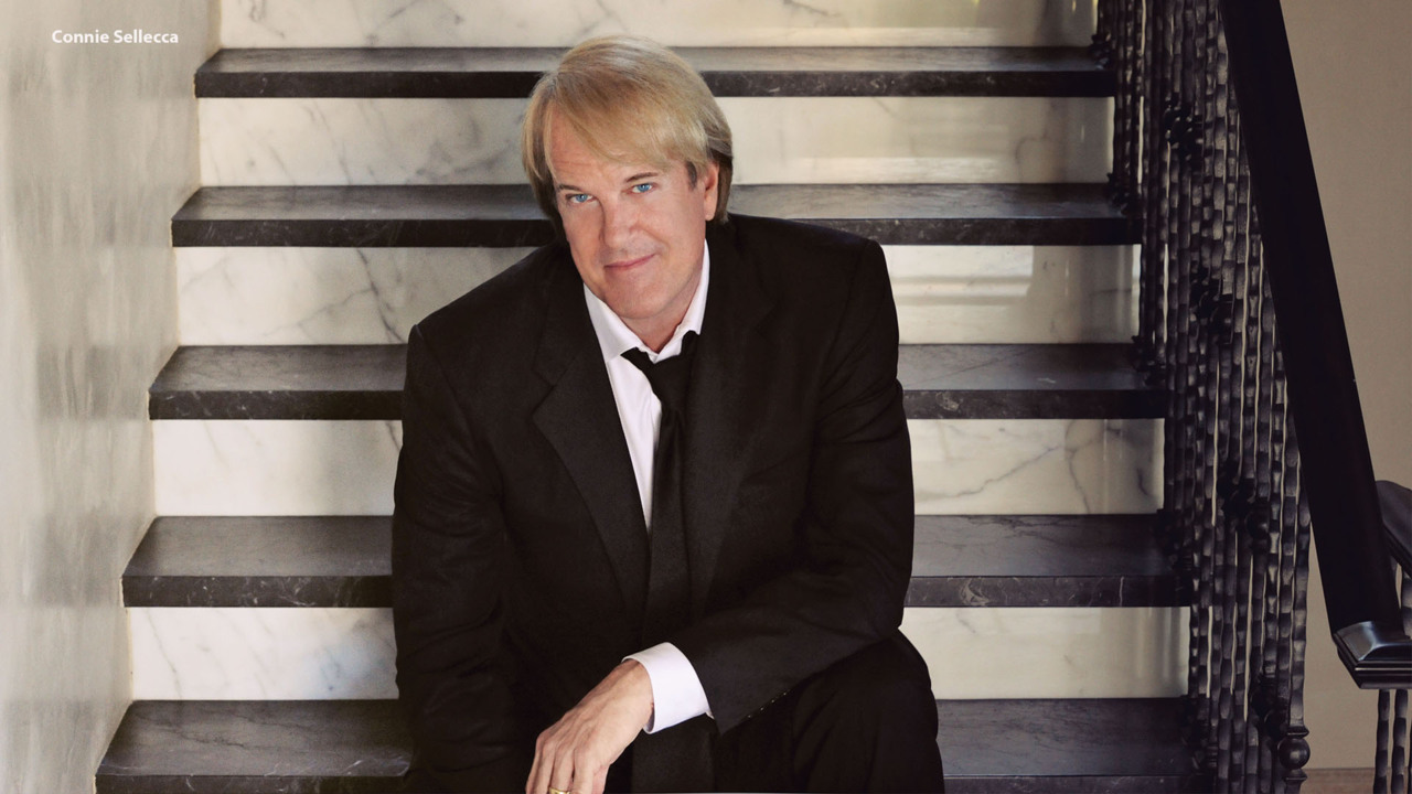 John Tesh recalls how he was 'ready to take' himself 'out' while battling cancer: 'I was angry at God'