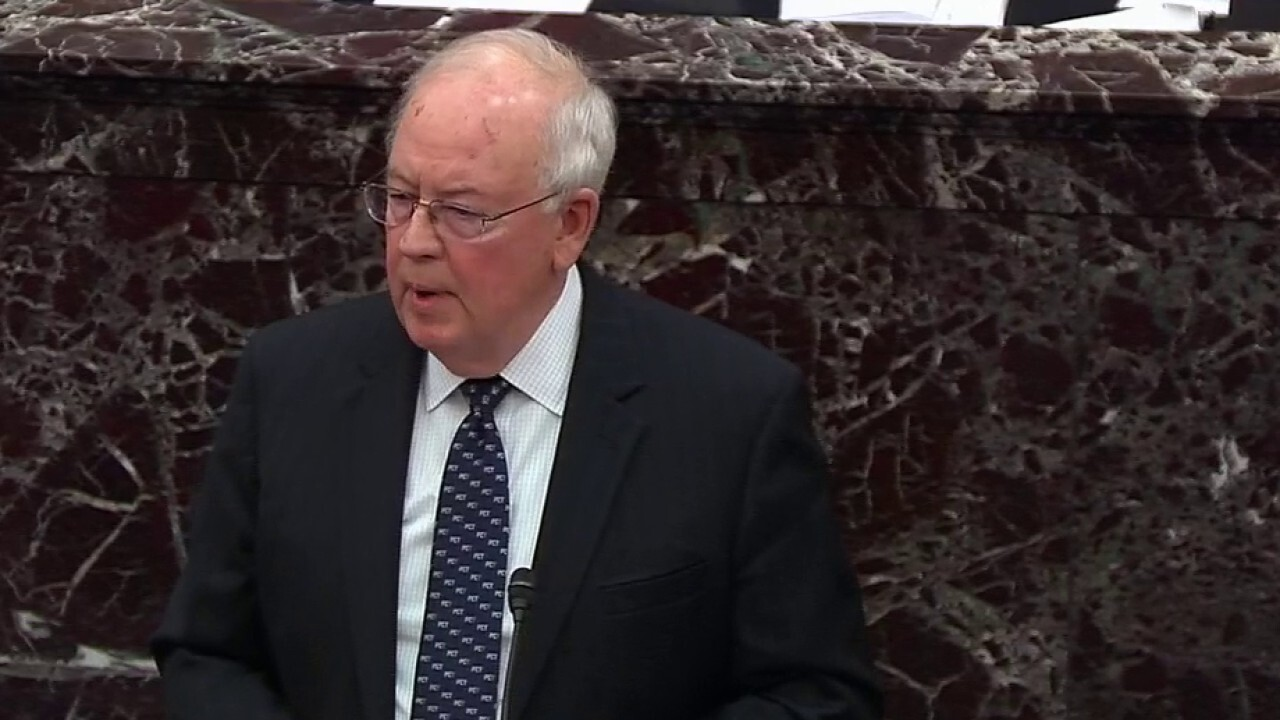 Ken Starr: You didn't follow the rules, you should have