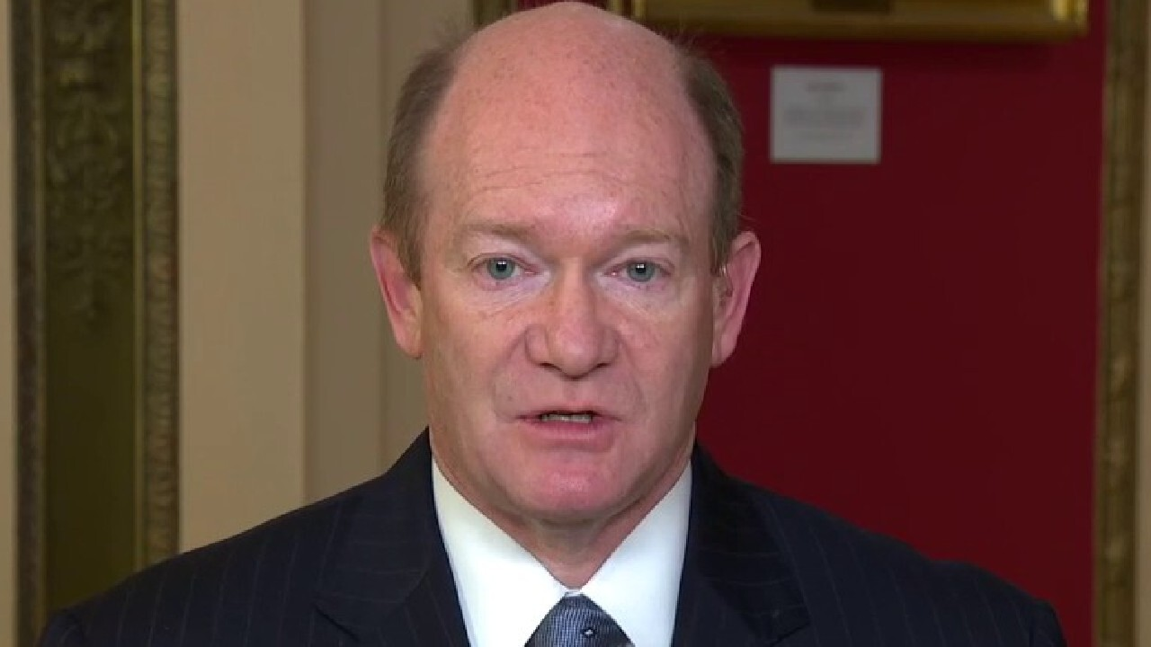 Sen. Coons on how to close divisions to pass a coronavirus relief bill