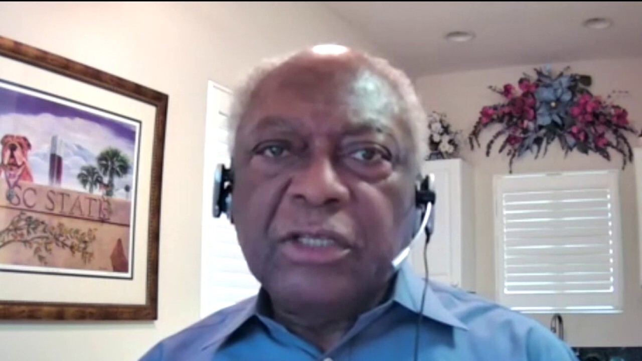 Rep. Clyburn on Tropical Storm Isaias heading towards the Carolinas, Biden's search for running mate