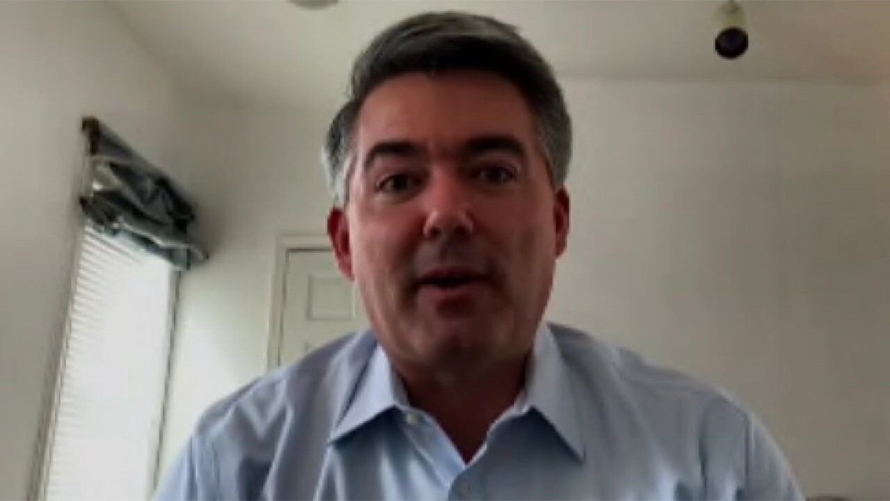 Sen. Cory Gardner in self-quarantine after coming in contact with person who tested positive for COVID-19