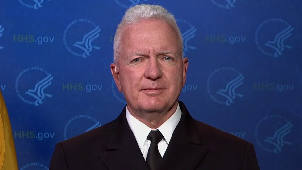 Adm. Brett Giroir on reopening schools safely amid coronavirus pandemic
