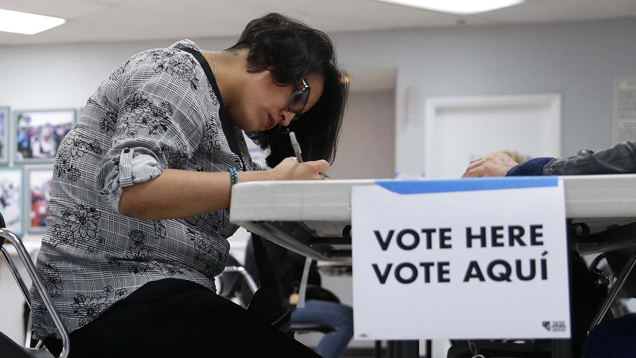 Election officials in Nevada look to avoid repeat of Iowa caucuses chaos; insight from Megan Messerly, political reporter for The Nevada Independent.