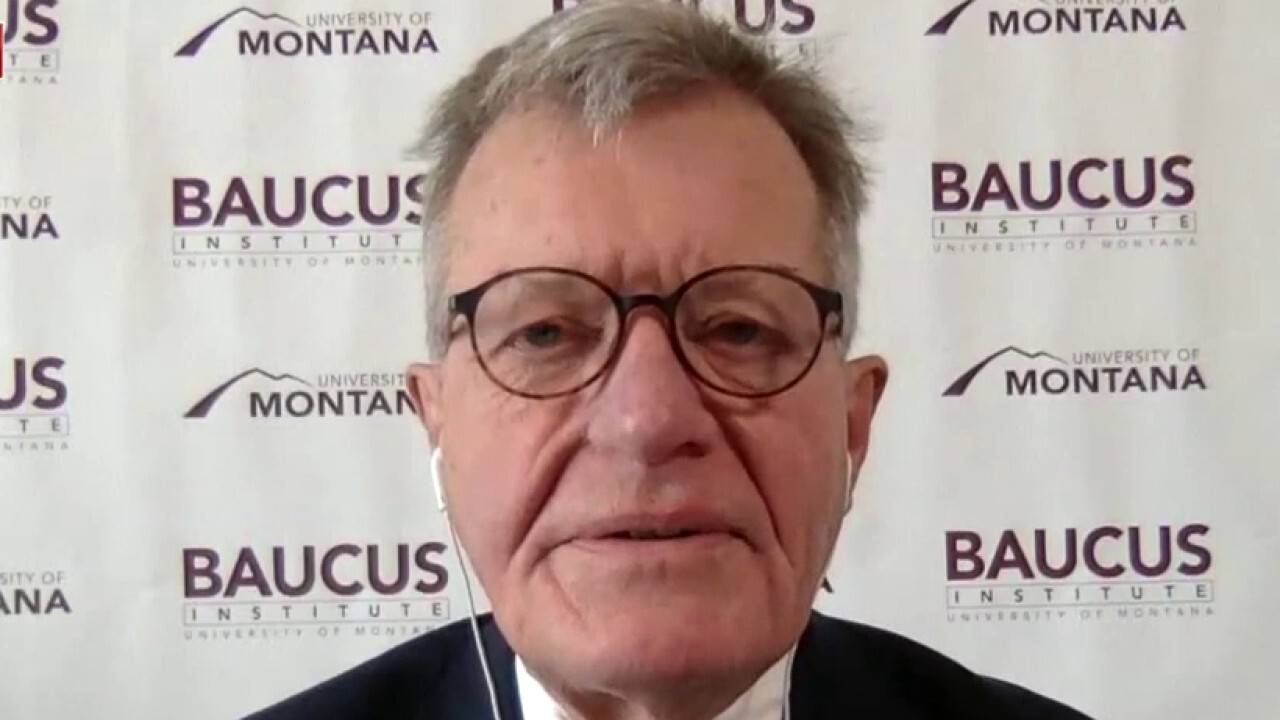 Fmr Senator Max Baucus: Prospect of passing $2,000 COVID payments in jeopardy