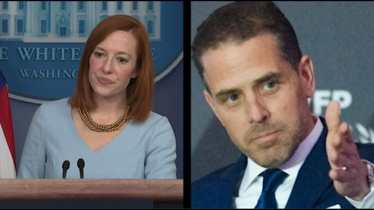 White House defends Hunter Biden meeting with art buyers