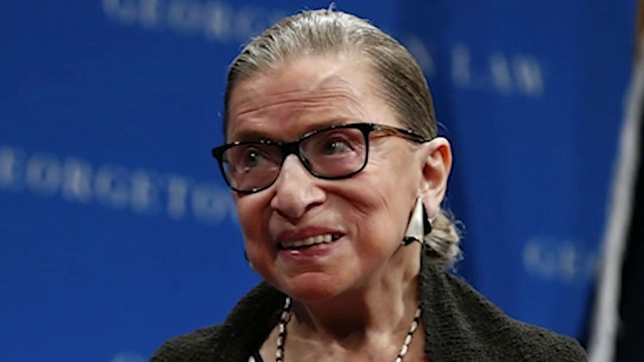 Justice Ruth Bader Ginsburg announces she has been undergoing chemotherapy to treat reoccurrence of cancer