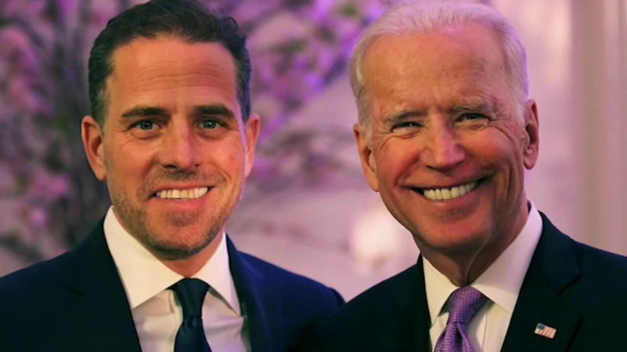 Rep. Waltz introduces transparency bill targeting Biden family members