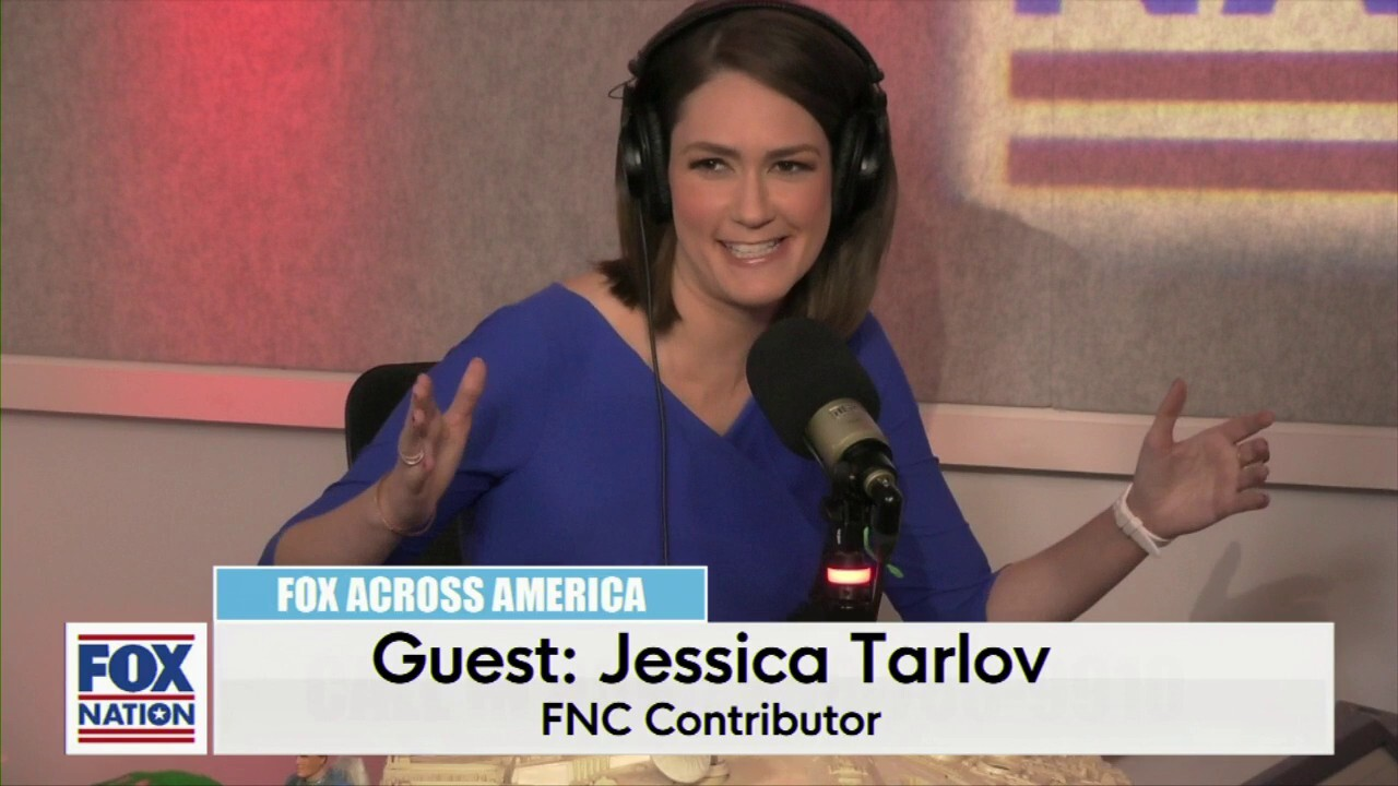 Jimmy Failla and Jessica Tarlov