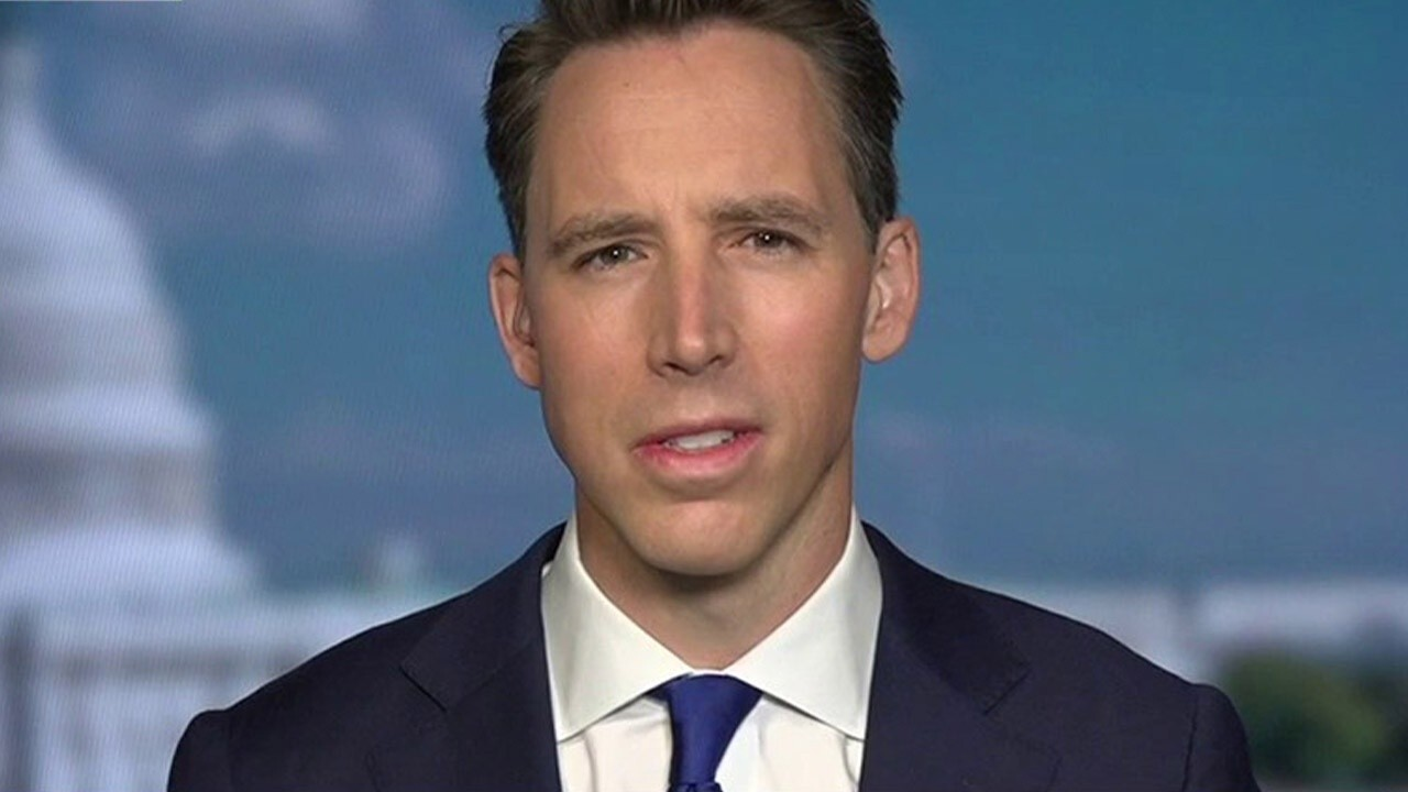 Sen. Josh Hawley: I will only vote for a justice who understands that Roe v. Wade was 'wrongly decided'