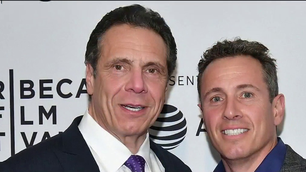 Investigators found CNN's Chris Cuomo drafted a statement of denial for brother