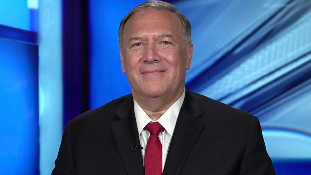Mike Pompeo slams Fauci and gain-of-function research in Wuhan lab