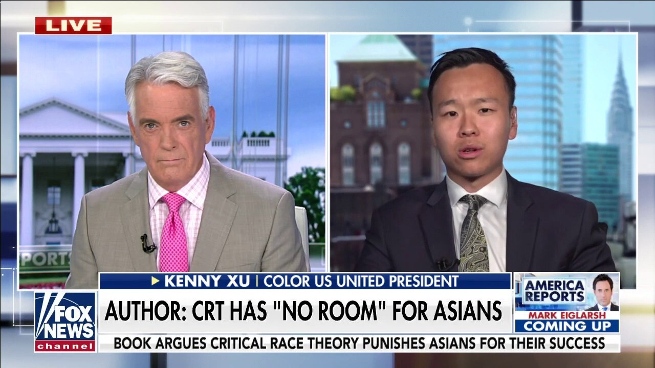 'An Inconvenient Minority' author: How are Asian-Americans succeeding if US is systemically racist?