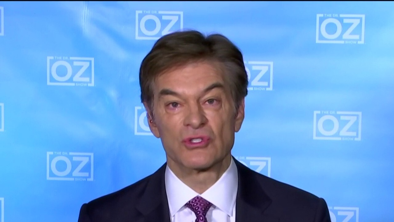 Dr. Oz has 'massive news' on existing medications to treat COVID-19