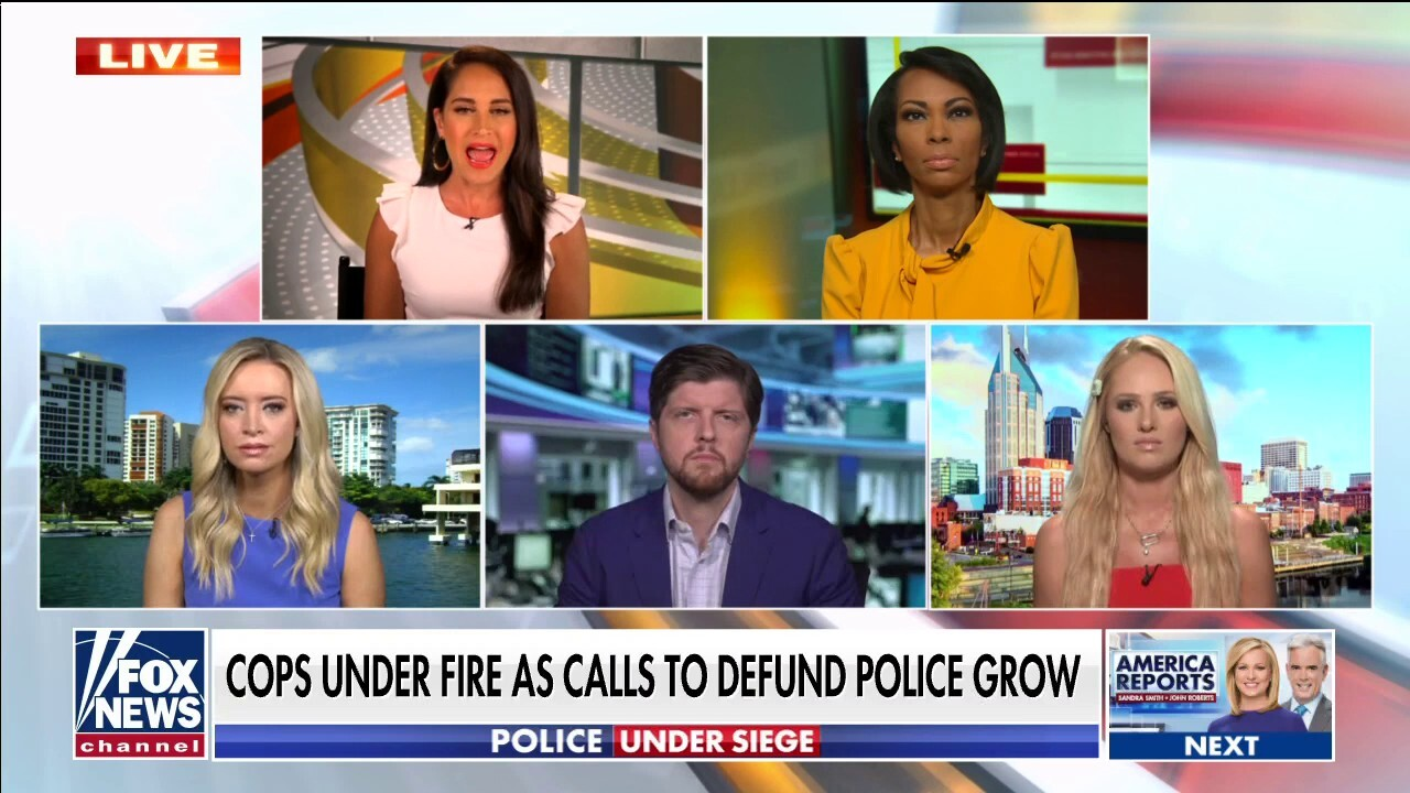 Buck Sexton: People are losing their lives because of the left's anti-cop rhetoric