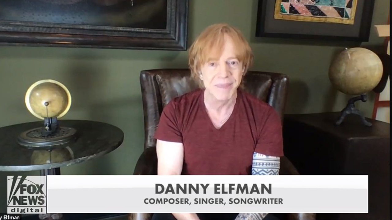 Danny Elfman on new music, returning to stage