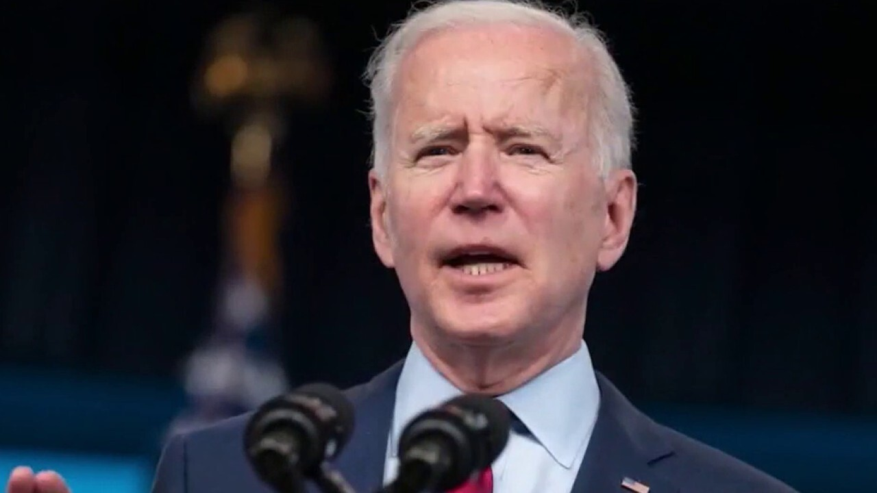 Biden agenda fuels strong GOP fundraising ahead of 2022 elections