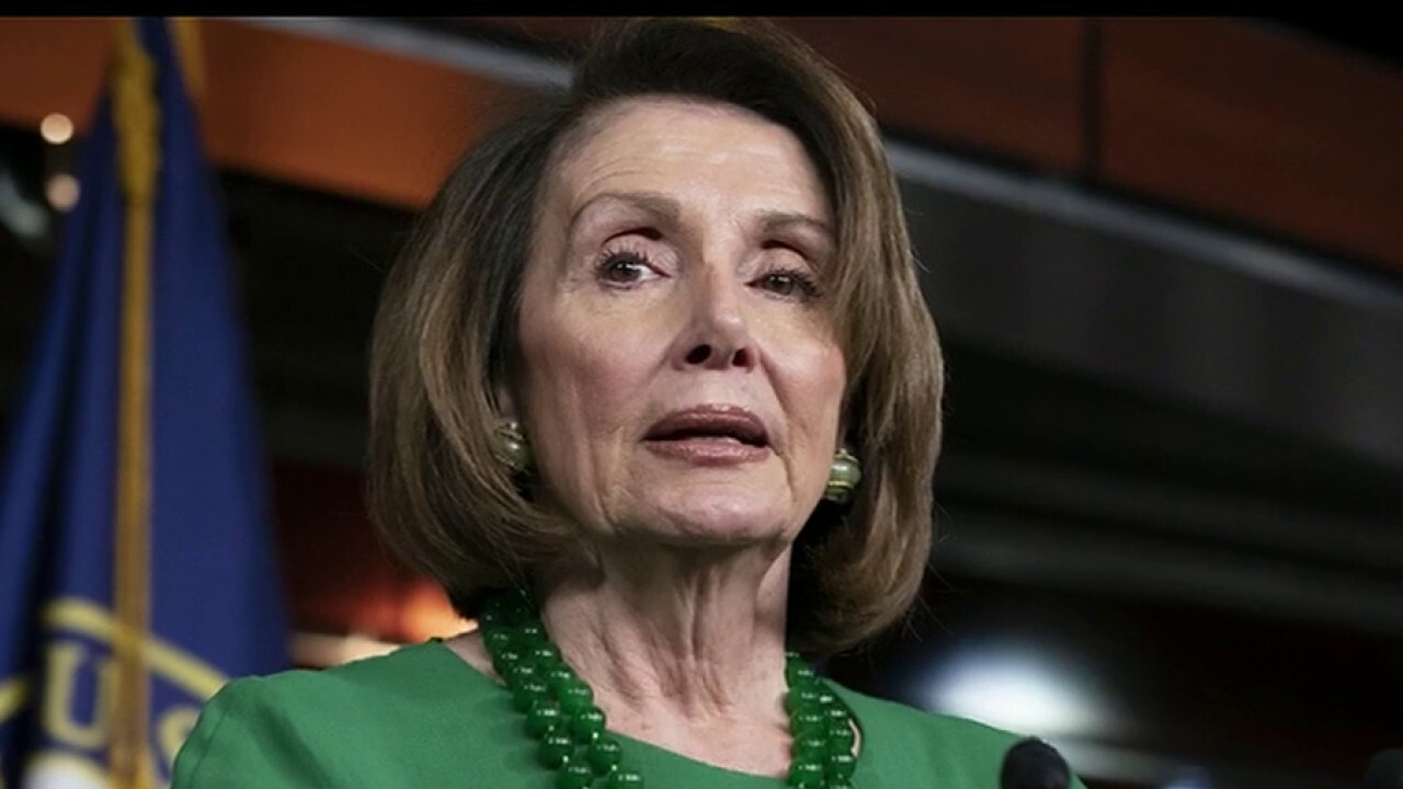 'Outnumbered': Nancy Pelosi's 'unbelievable hypocrisy'