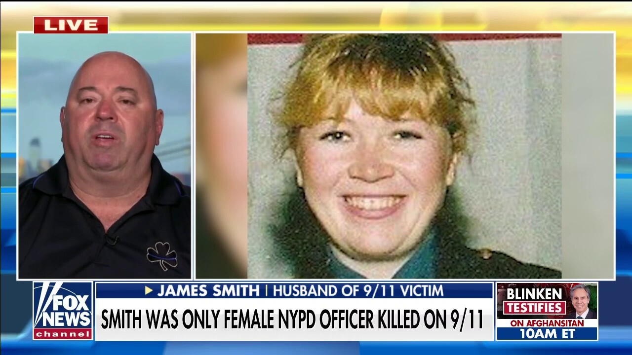 Husband of fallen 9/11 officer: Politicians 'use us when they need us,' scapegoat us 'when things go wrong'