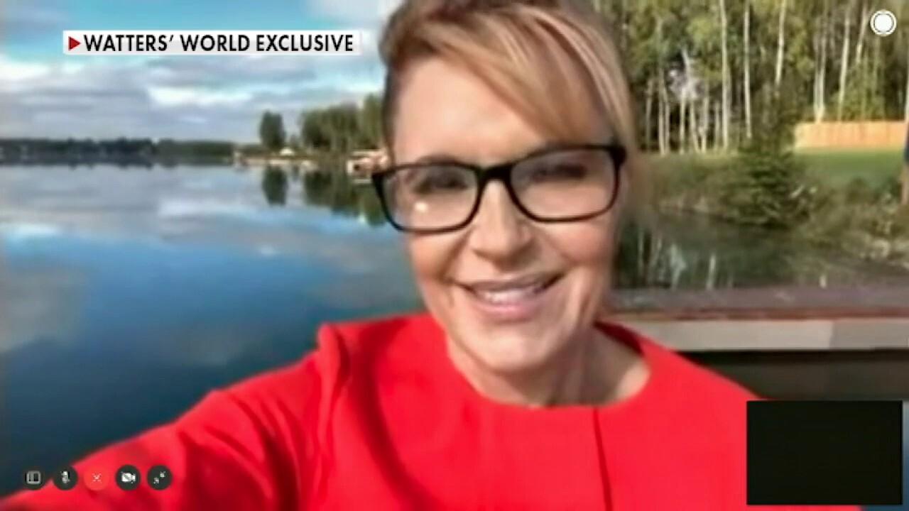 Sarah Palin weighs in on the Biden-Harris ticket