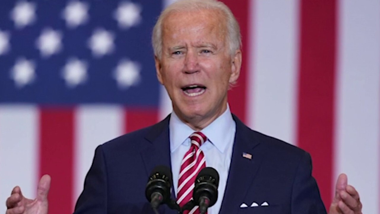 Trying to expand map, Biden launches ad blitz in Georgia, Iowa