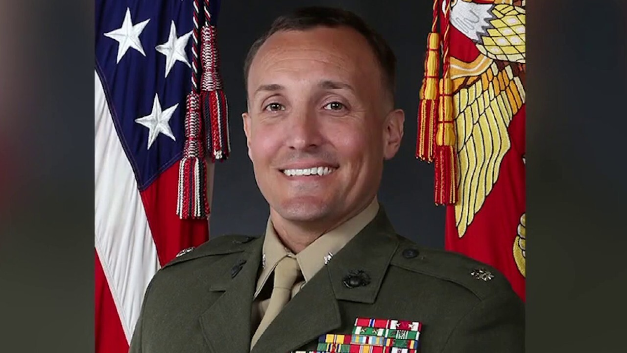 Marine removed from post for calling out senior leaders in viral video