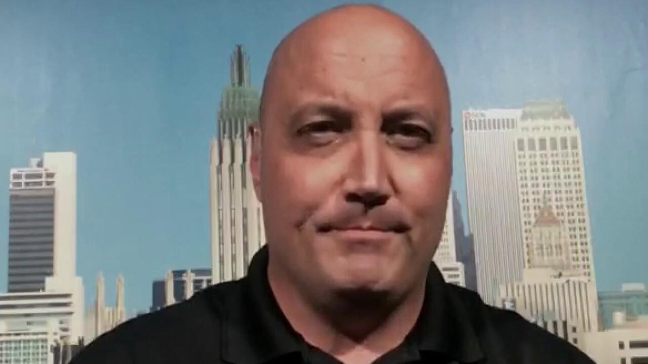 Tulsa Police Maj. Travis Yates warns cops increasingly want to leave law enforcement