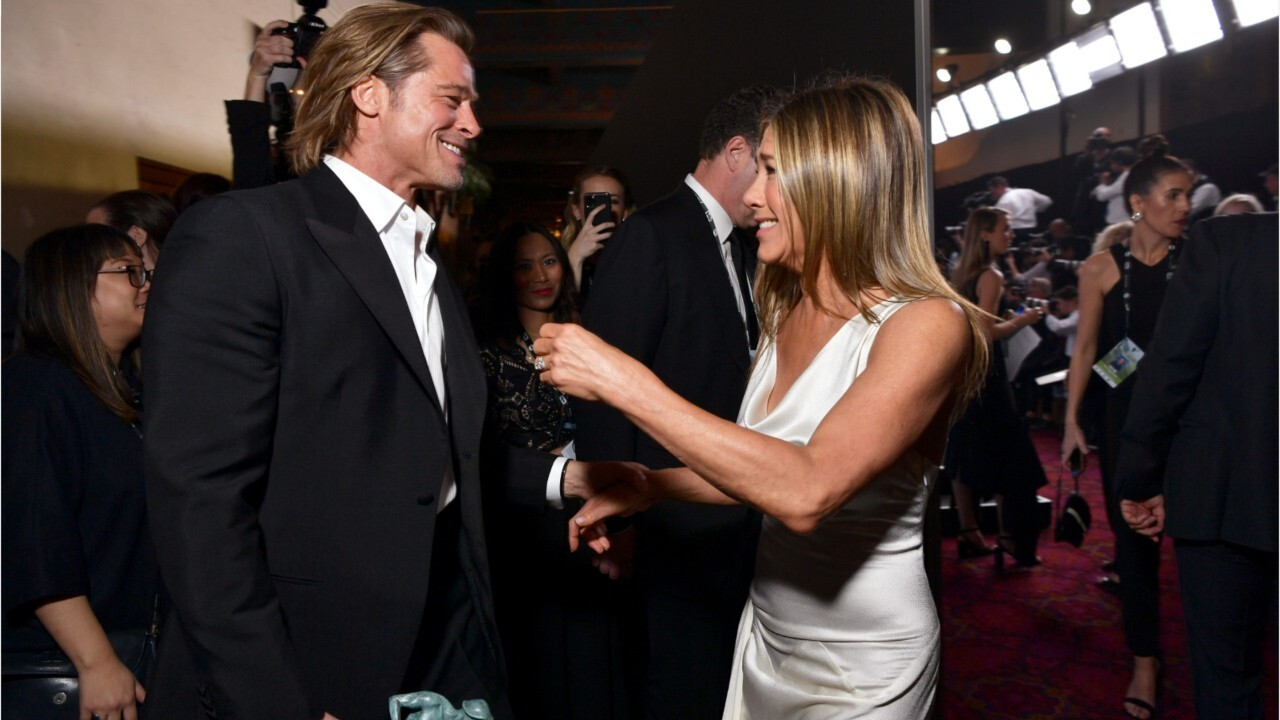 A look into Brad Pitt and Jennifer Aniston's relationship since 2005 divorce