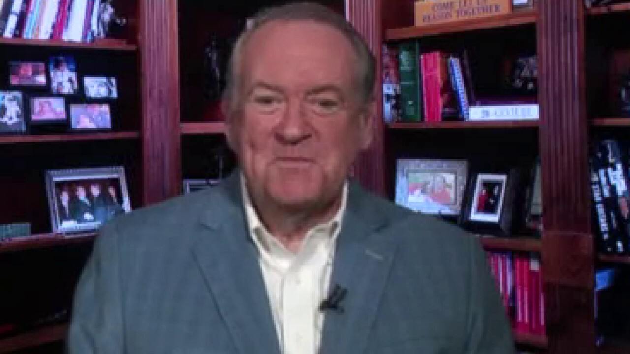 Mike Huckabee on Big Tech hearing: They are intentionally attempting to tilt conversation in US to the left