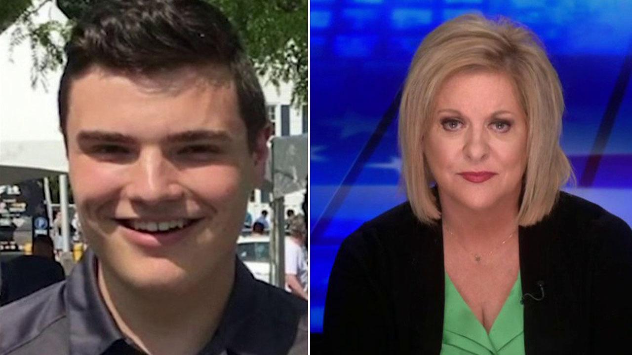 Nancy Grace on FBI joining manhunt for UConn murder suspect