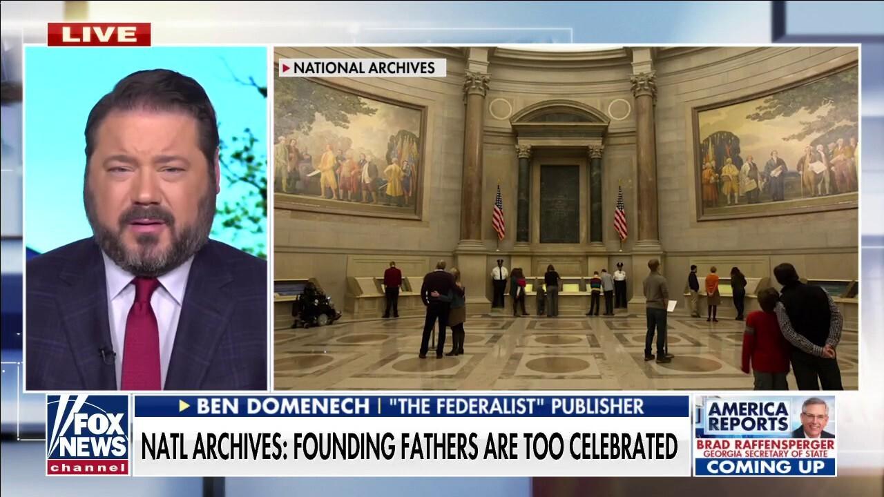 Ben Domenech: Average Americans are waking up to left's 'authoritarian' agenda