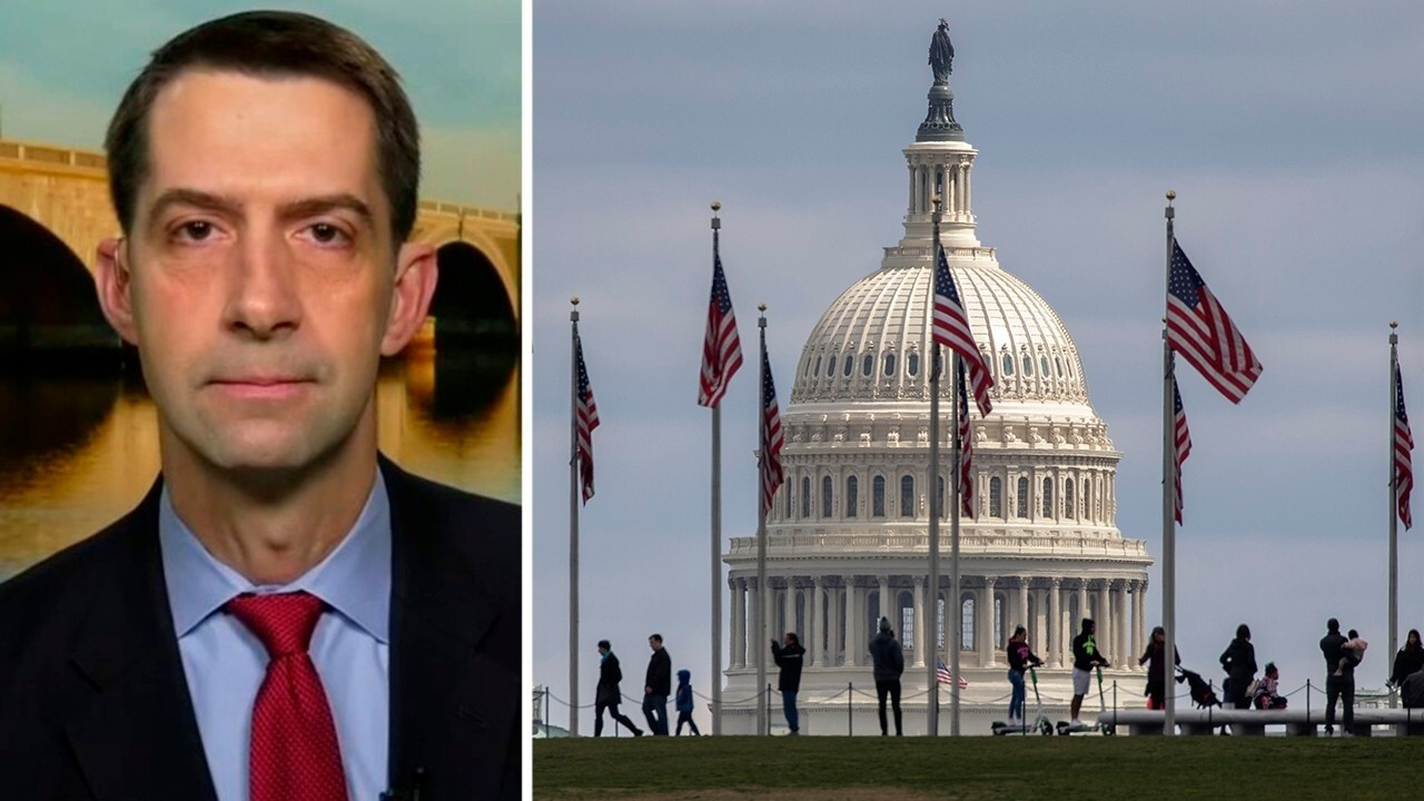 Sen. Cotton: House coronavirus bill doesn't go far enough or fast enough