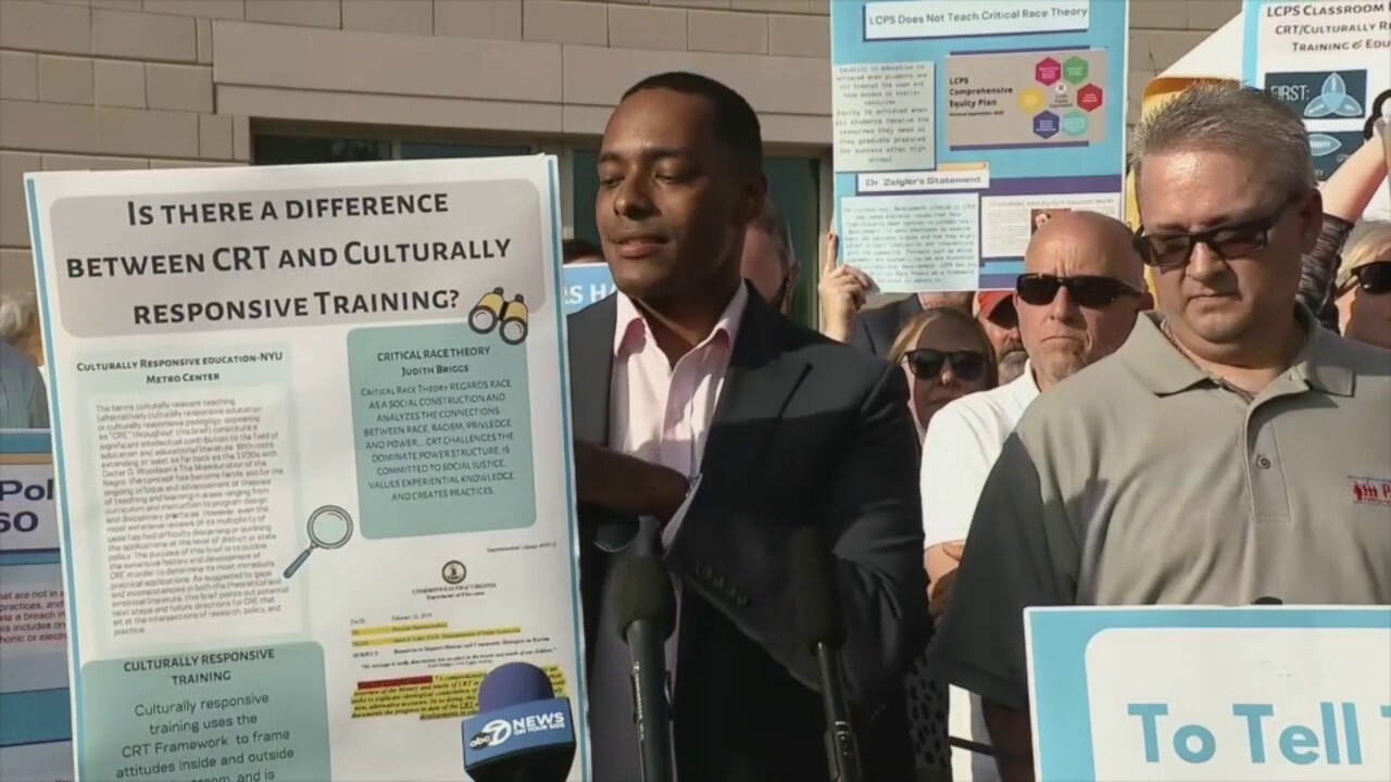 VA Parents Rally to Recall School Board Members Pushing CRT