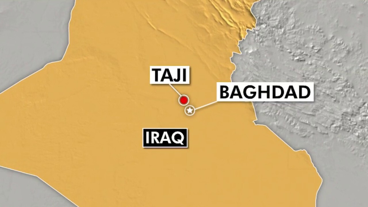 US launches airstrikes in response to rocket attack that killed 2 American service members