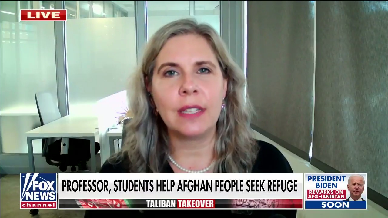 University of Pittsburgh professor explains effort in helping evacuate Afghan allies