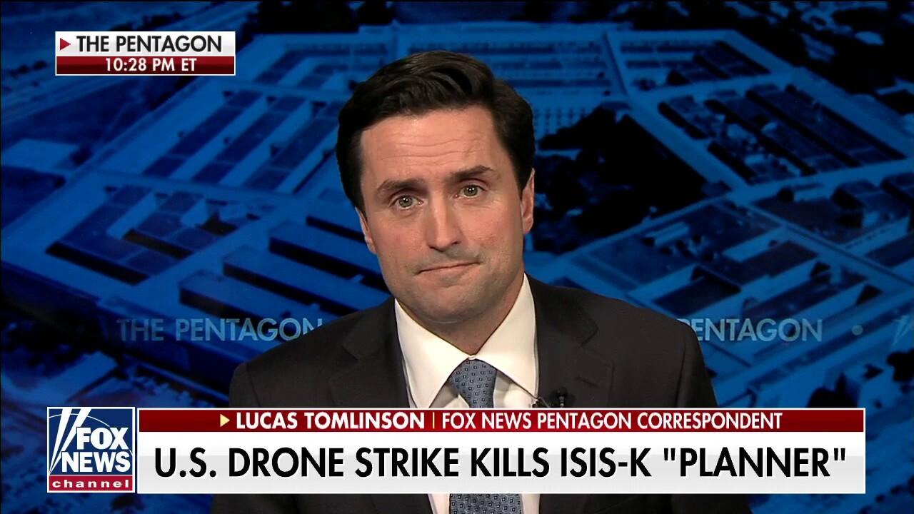 ISIS-K planner killed in US drone strike