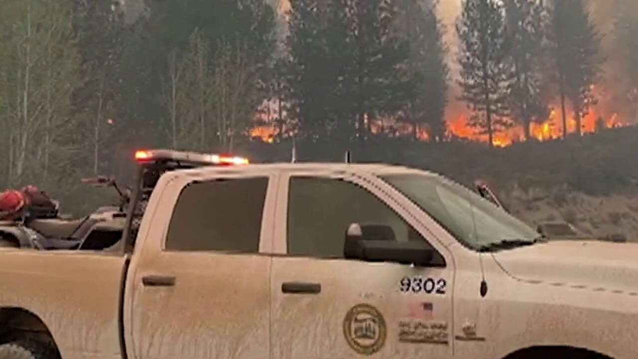 Historic Oregon wildfires burn more than 1M acres