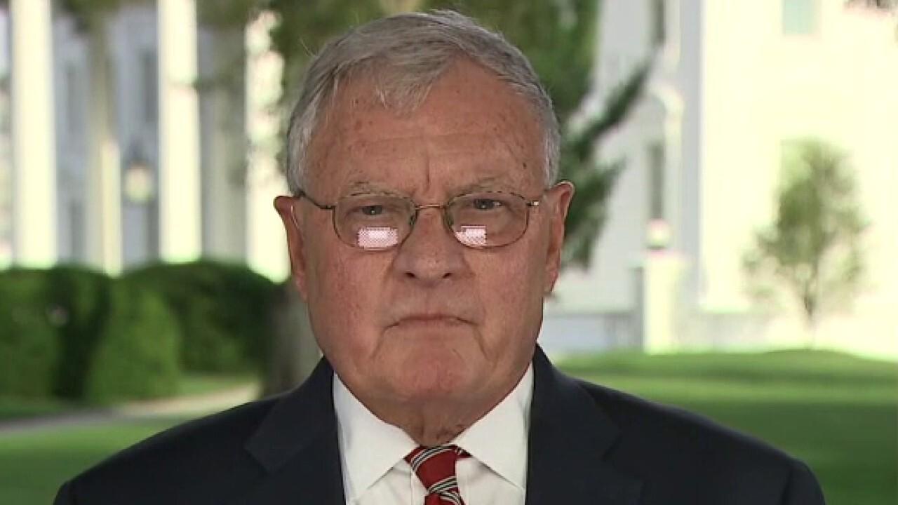 Keith Kellogg contrasts national security records of Joe Biden and President Trump, calls John Bolton a liar