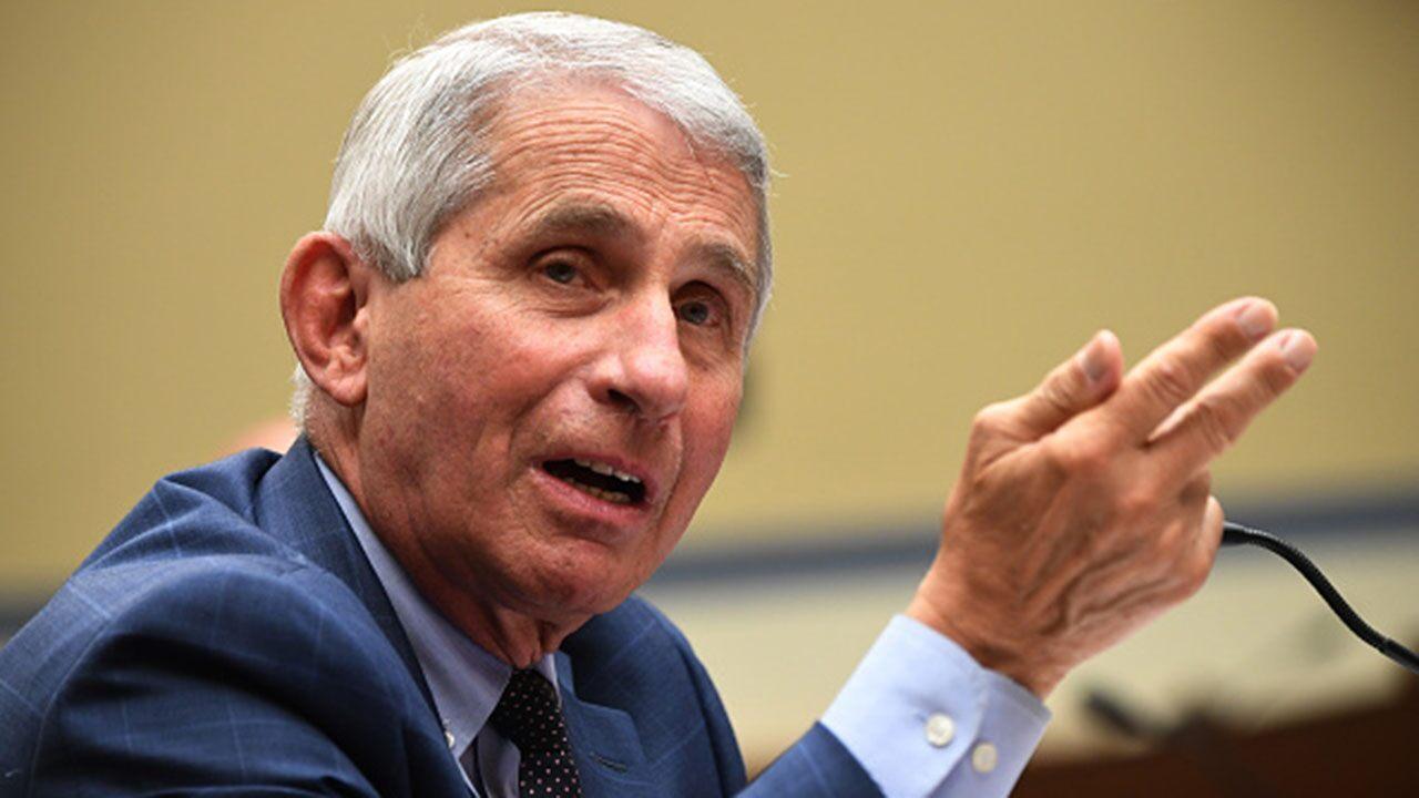 Dr. Fauci warns: 'Hunker down' ahead of fall, winter