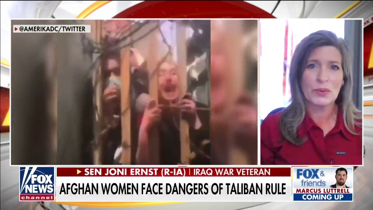 Iowa senator knocks Biden on handling of Afghanistan: 'This was preventable'