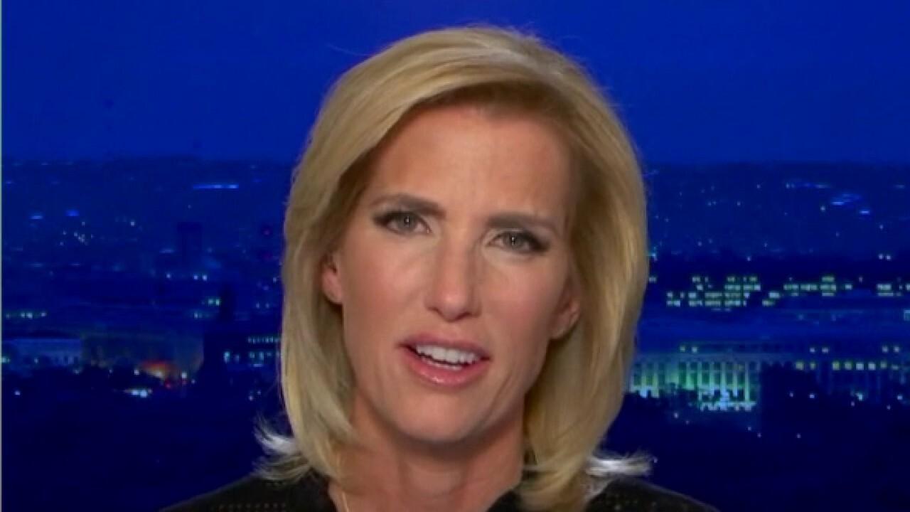 Ingraham warns Biden presidency will strip Americans of their freedom