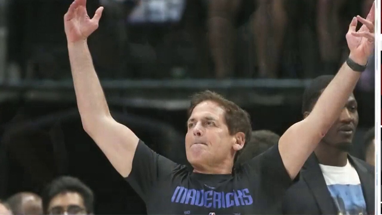 Mark Cuban encourages gov't to 'get money into American hands now'