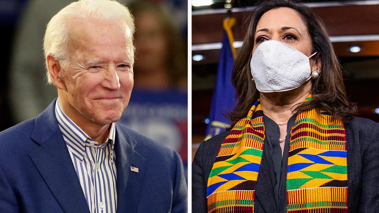 Kamala Harris raises more than $3.5 million for Biden campaign