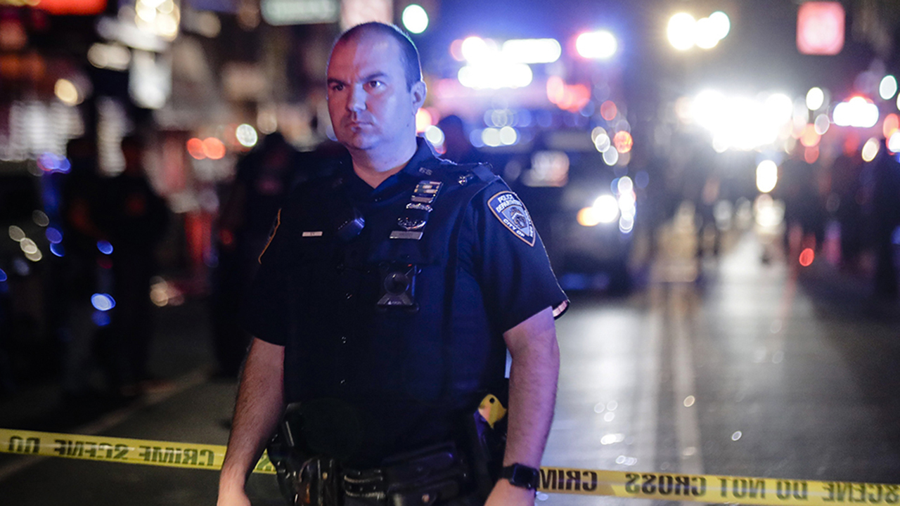 Attacks against police officers spike in NYC amid riots