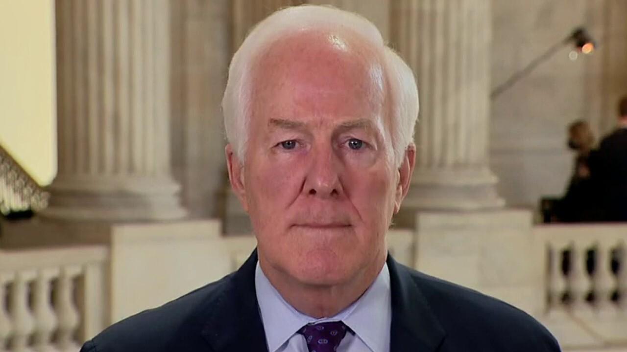Sen. John Cornyn: Biden administration 'miscalculated' border crisis