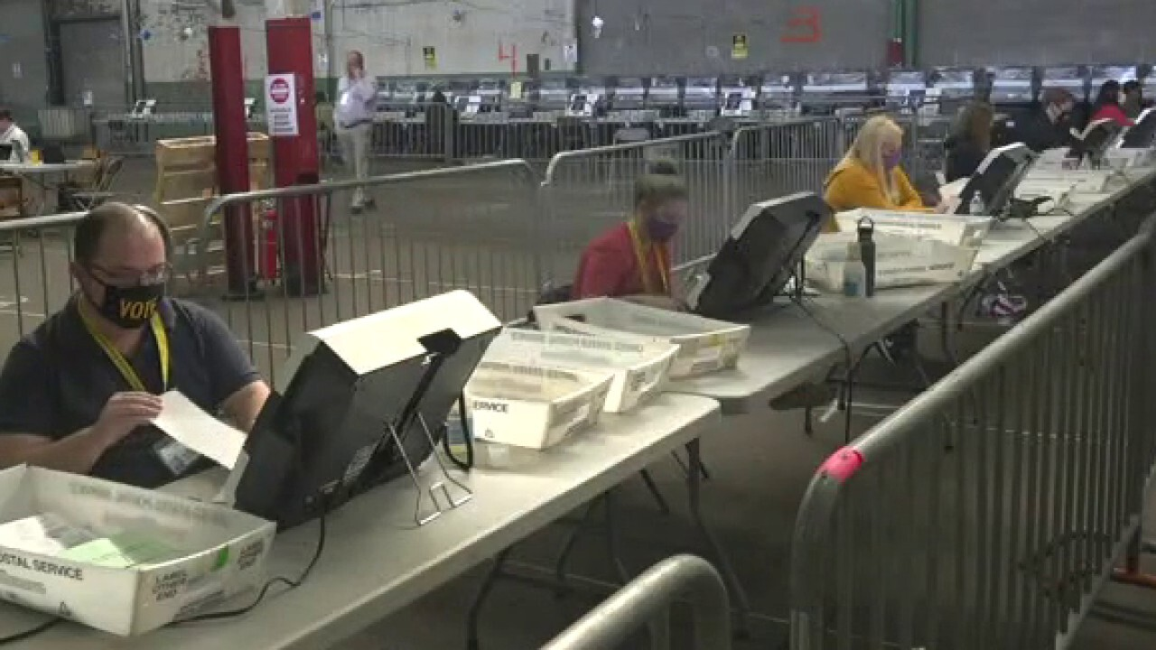 Eric Shawn: Cuba, China, Venezuela …and those Dominion voting machines