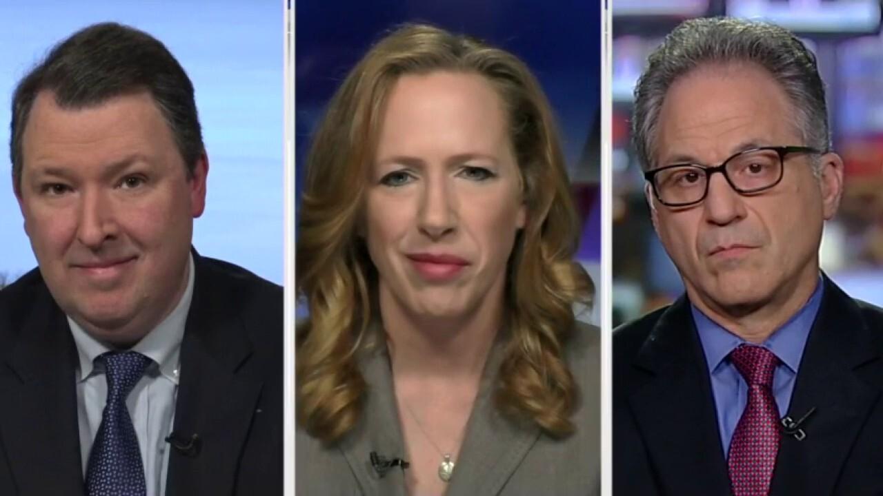 Impact of coronavirus on presidential election in Friday's Lightning Round
